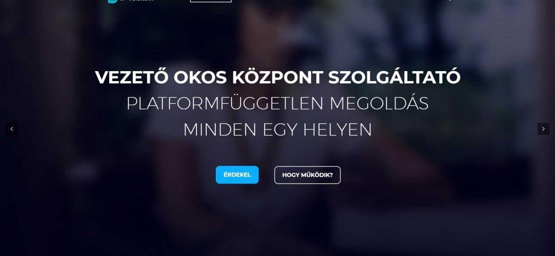 Új weboldal IP-Telekom